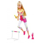 Mattel W3768 Barbie I can be - Muñeca Barbie atleta