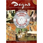 Degas Paintings and Drawings by Edgar Degas
