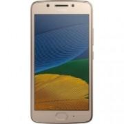 "Motorola Moto G5 - 5"", Dual Sim, 16GB, 2GB RAM, 2800mAh, Auriu"