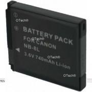 Batterie pour CANON POWERSHOT A3300 IS - Garantie 1 an