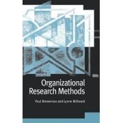 Organizational Research Methods by Paul M. Brewerton