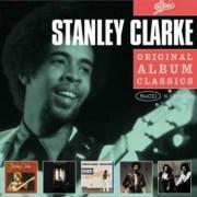 Stanley Clarke - Original Album Classics (0886971454628) (5 CD)
