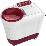 Whirlpool Ace 8.5 Kg Turbo Dry Top Load Semi Automatic Washing Machine Coral Red
