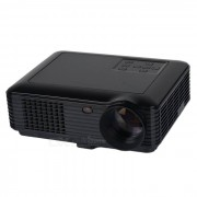 Proyector de RQ SV-228 1080p HDMI 3500lm HD LED con AV / USB / VGA / TV