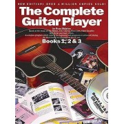 The Complete Guitar Player Books 1, 2 & 3 by Music Sales Corporation
