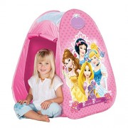 Olly Polly Princess Pop Up Foldable tent roleplay fairy castle doll house glows in dark stars play house