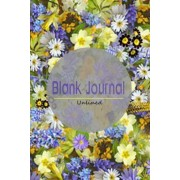 Blank Journal Unlined by Blank Books Journals