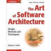The Art of Software Architecture by Stephen T. Albin