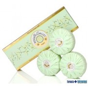 Roger & Gallet The Vert Pack 3 Jabones 100 gramos cada.