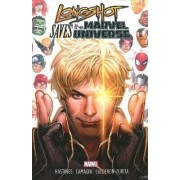 Longshot Saves the Marvel Universe by Christopher Hastings