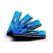 Memoire RAM GSKILL DDR3 16GB(4GB X 4) F3-1600C8Q-16GAB (F3-1600C8Q-16GAB)