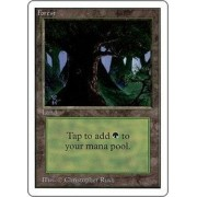 Magic: the Gathering - Forest - Unlimited by Magic: the Gathering