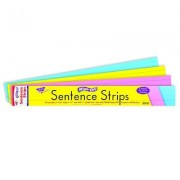 Trend Enterprises Wipe-off Sentence Strips Poster T-4002