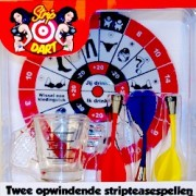 Bierpakket Strip Darts Jupiler