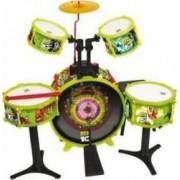 Instrument muzical Reig Musicales Battery Drum Set Ben10