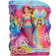 Барби - Кукла русалка със светлини - Barbie, 171072