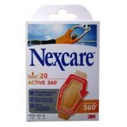 Nexcare Active 360º 20 Pensos