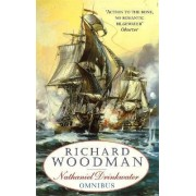 The First Nathaniel Drinkwater Omnibus: Eye of the Fleet, King's Cutter, Brig of War by Richard Woodman