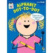 Alphabet Dot-To-Dot, Grade Prek by Creative Teaching Press