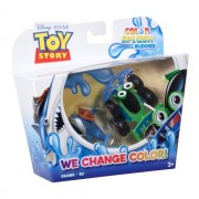 Mattel Toy Story Color Splash Buddies Shark And Rc 2-Pack
