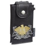 Poodlebags entertainbag Eagle 5EN0812EAGLB, Custodia per cellulari e smartphone donna, 7x13x2 cm (L x A x P)