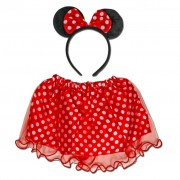 Minnie Mouse Tutu And Ears