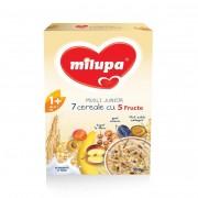 Milupa Musli Junior 7 Cereale (fara lapte) cu 5 fructe 250g