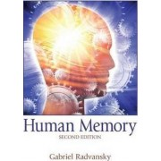 Human Memory by Gabriel A. Radvansky