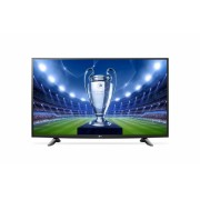 "LG 43LH5100 LED TV 43"" Full HD, DVB-T, Metal/Black, Two pole stand"