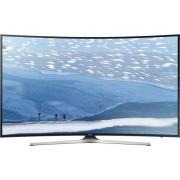 Televizor LED Samsung UE40KU6172, curbat, Ultra HD, smart, PQI 1400, USB, 40 inch, DVB-T2/C/S2, negru