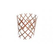 Gard pliabil pentru gradina-teracota