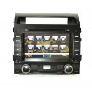 Sistem navigatie GPS + DVD +TV pentru Toyota Land Cruiser 200 model TTi-6030 (PNI)