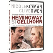 Hemingway & Gelhorn:Nicole Kidman ,Clive Owen - Hemingway si Gellhorn (DVD)