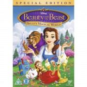 Walt Disney - Frumoasa si Bestia- Belle si lumea ei magica (DVD)