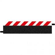 Carrera Track - Outside Shoulder for Straight - Standard Red White Borders (20560)