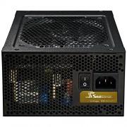 Seasonic X-850(SS-850KM) Alimentatore Plus Gold, 850W, Modulare, Nero