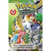 Pokemon Adventures: Diamond and Pearl/Platinum, Vol. 9 by Hidenori Kusaka