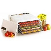 Excalibur 5 plateaux avec minuteur Blanc - Déshydrateur alimentaire