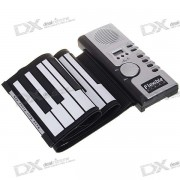Teclado plegable piano digital (49-Key)