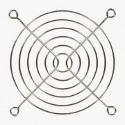 Rejilla para ventilador / extractor de 120x120 mm
