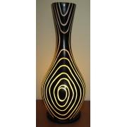Design lámpa , indonéz kézműves termék , DL-120604