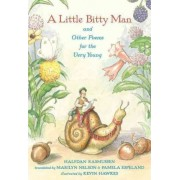 A Little Bitty Man and Other Poems for the Very Young by Halfdan Wedel Rasmussen