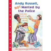 Andy Russell, Not Wanted by the Police by David A. Adler