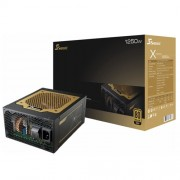 Seasonic X-Series 1250W PSU - 80Plus Gold Power Supply Unit