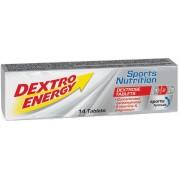 Dextro Energy Sports formula Żywność energetyczna 2 x 47 g szary Suplementy fitness