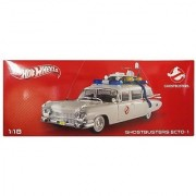 1959 Cadillac Ambulance Ecto-1 From Ghostbusters 1 Movie 1/18 by Hotwheels BCJ75
