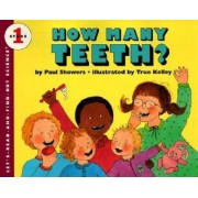 How Many Teeth? by Paul Showers