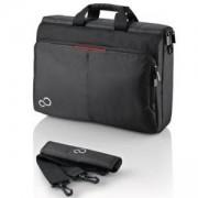 Чанта за лаптоп FUJITSU Prestige Top Case 15, 15.6 инча, Черна, FUJ-BAG-TOPCASE15