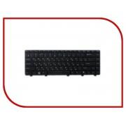 Клавиатура TopON TOP-100370 для Dell Vostro 3300 / 3400 / 3500 Series Black