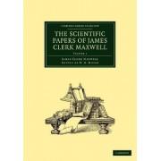 The Scientific Papers of James Clerk Maxwell by James Clerk Maxwell